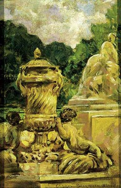 Beckwith James Carroll Jardin de la Fontaine Aa Nimes France